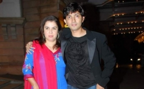 Farah Khan, Shirish Kunder celebrate wedding anniversary