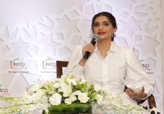 Sonam had best time of life with husband in Japan