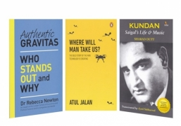Explore K.L. Saigal's soulful renditions, examine where AI's taking us and ponder over gravitas