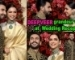 Deepika- Ranveer grandeur walk at Wedding Reception