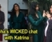 Neha Dhupia's WICKED chat with Katrina Kaif