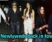Newlyweds Sonam, Himesh- Soniya & Neha-Angad are back in town