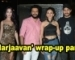 Sidharth, Riteish, Rakulpreet attend 'Marjaavan' wrap-up party