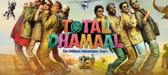 Total Dhamaal Banner